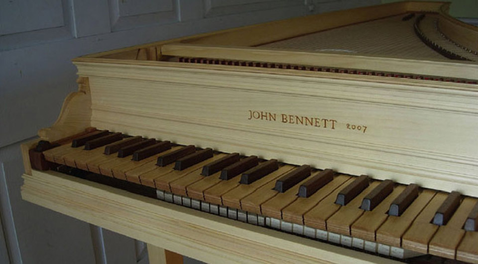 Bennett Early Keyboards